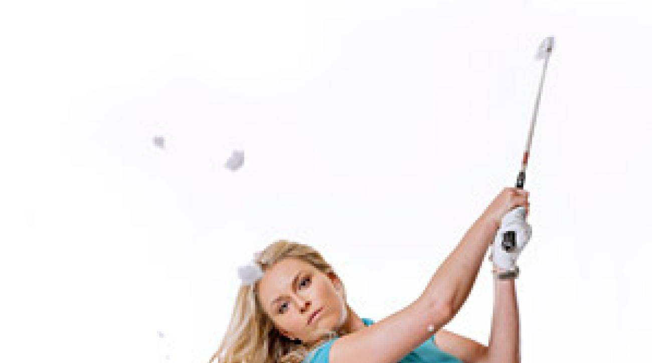 Lindsey Vonn, 26, won the gold medal in the downhill at the 2010 Winter Olympics.