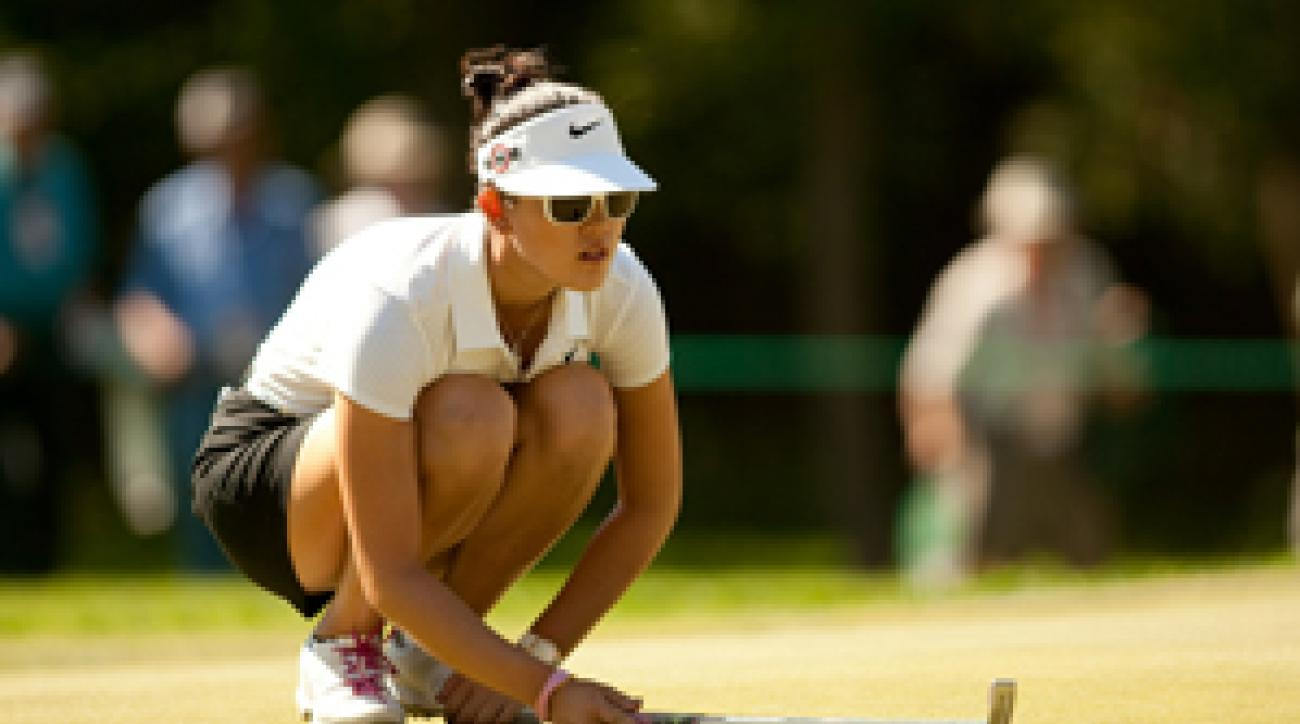 Michelle Wie will try for her second straight LPGA Tour victory this week at the P&G NW Arkansas Championship.