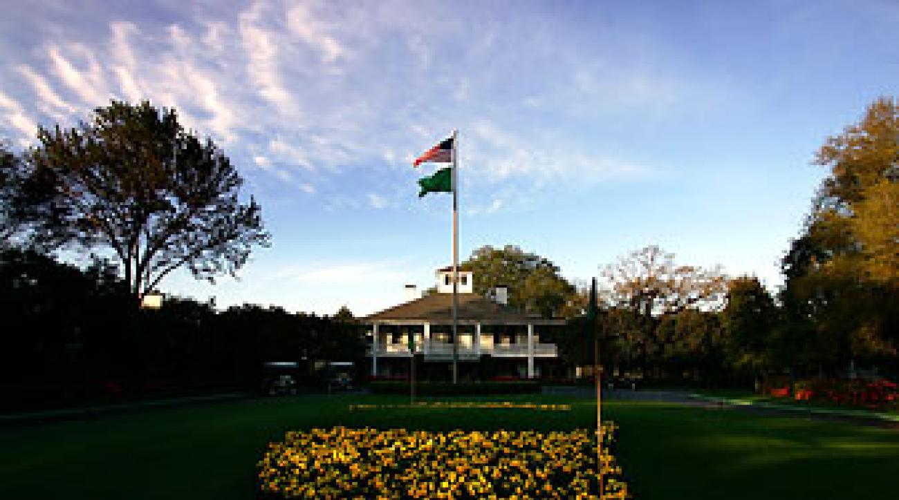 Augusta National Golf Club admitted its first female members in 2012.