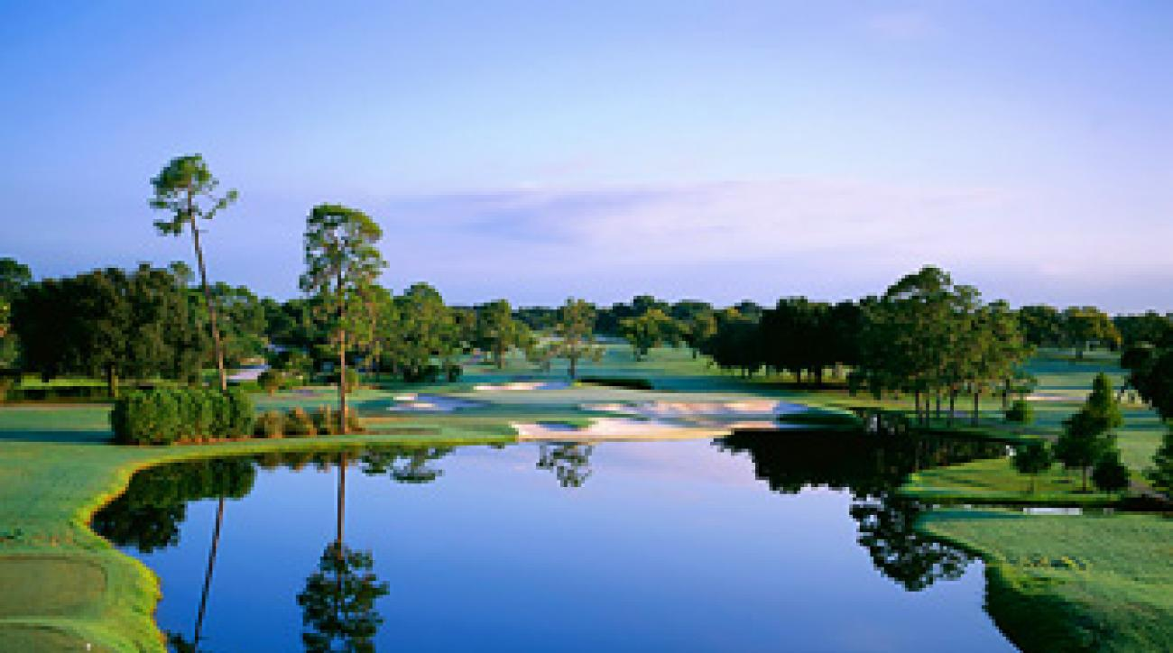 Arnold Palmer's Bay Hill Club is a must-play in Orlando.