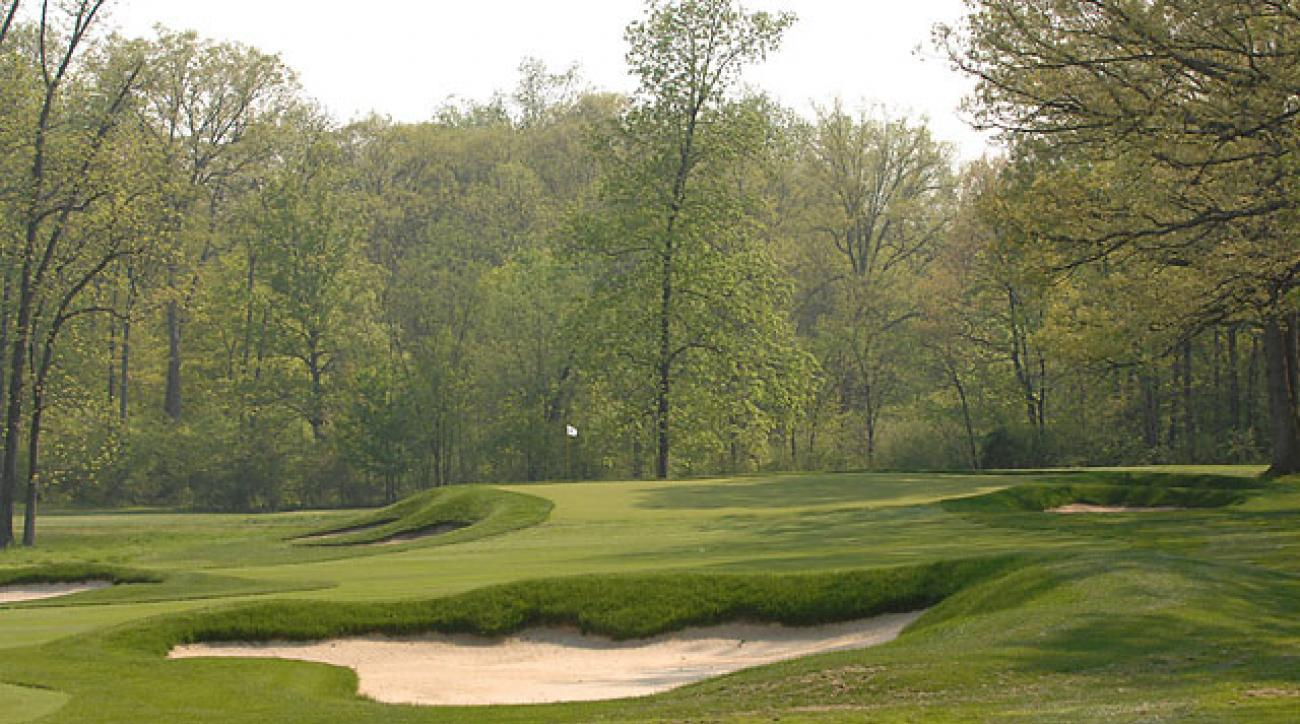 Bedford Springs Old Course, Bedford