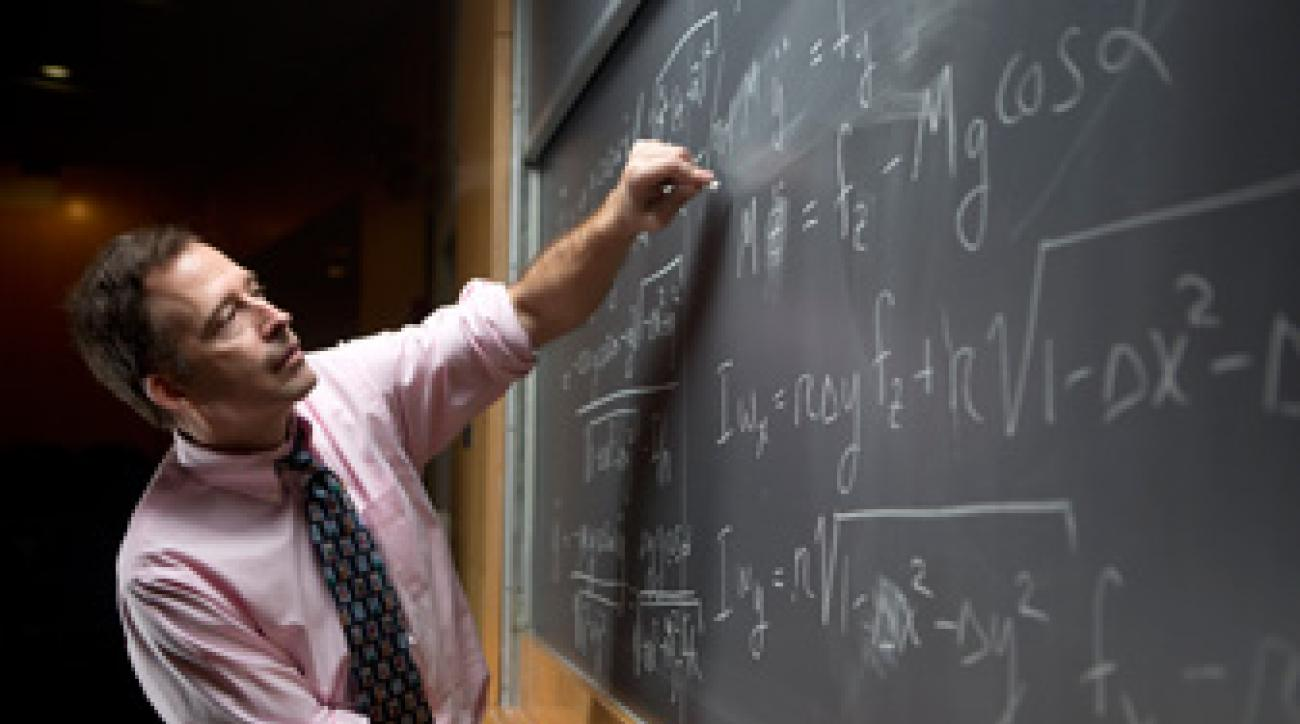Columbia professor Mark Broadie invented the strokes gained putting statistic.