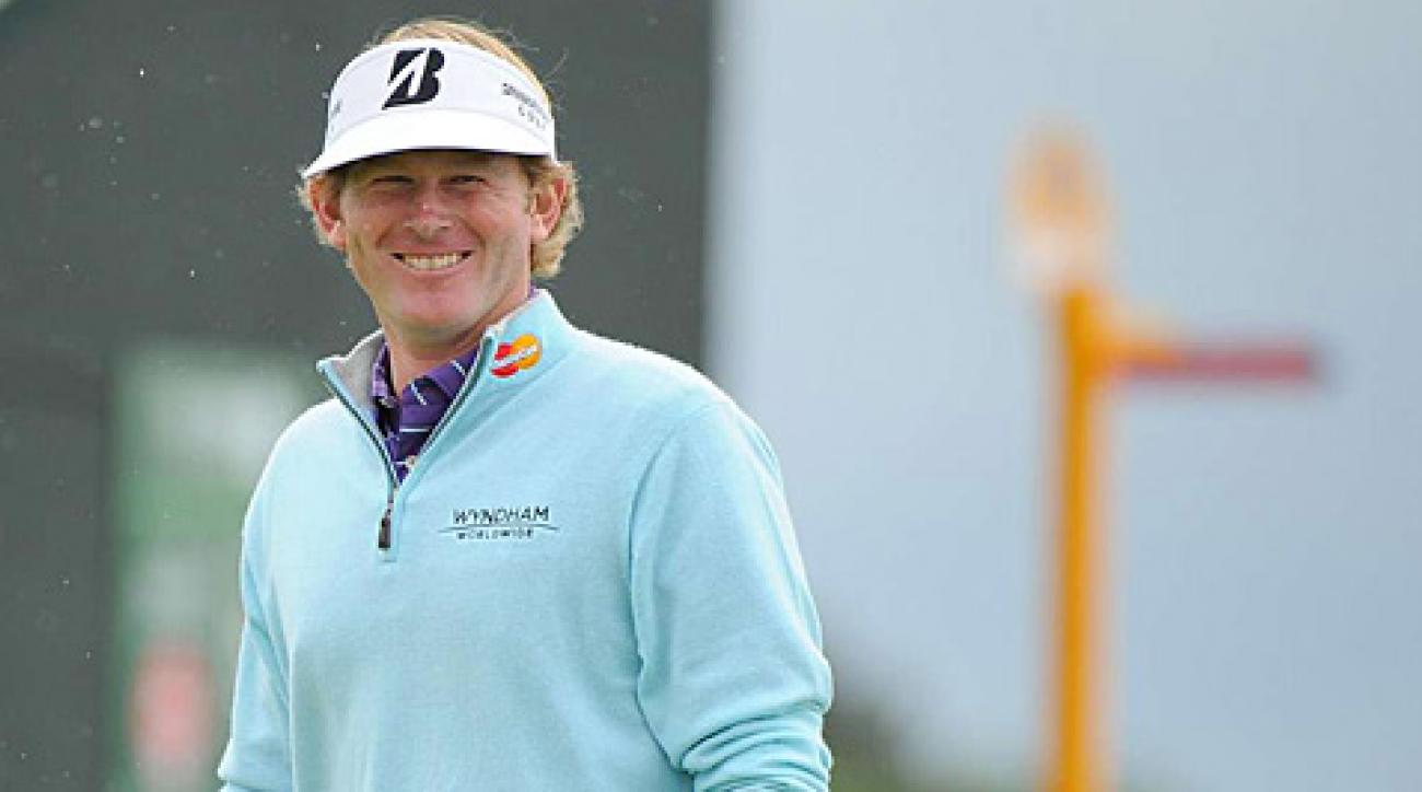 Brandt Snedeker has yet to make a bogey this week.