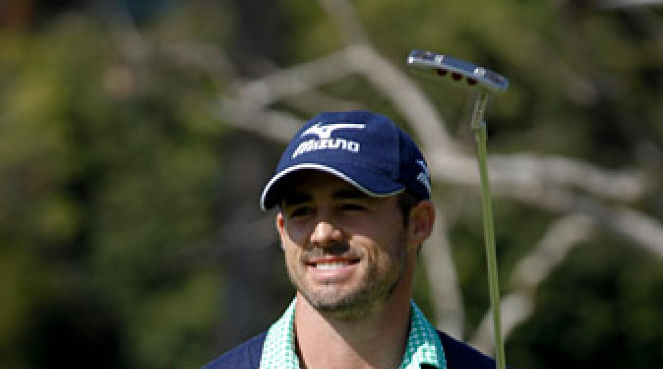 Jonathan Byrd is a five-time PGA Tour winner and was Rookie of the Year in 2002.