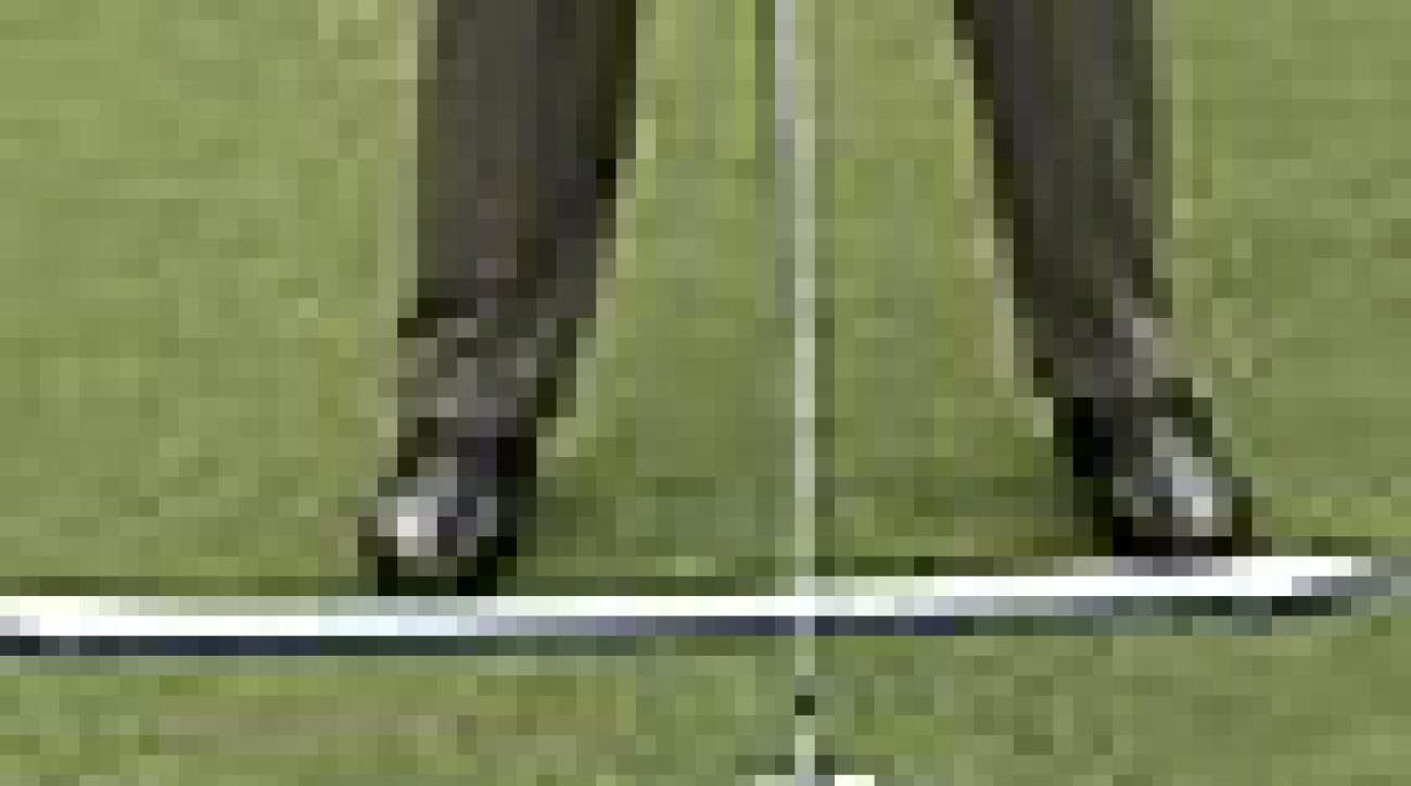 Byron Nelson's Ball Position
