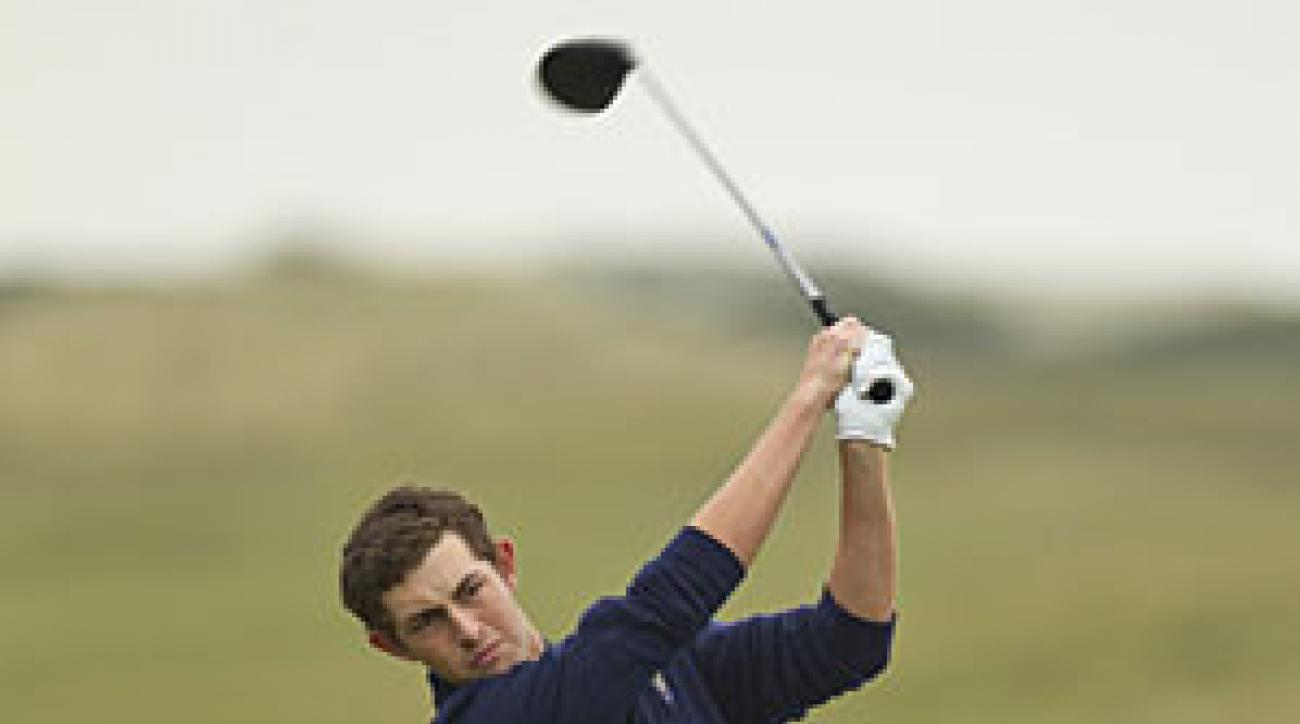 Patrick Cantlay won two points for the U.S.