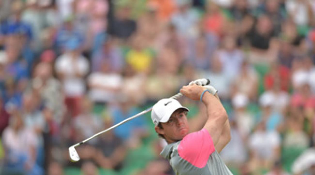 Rory McIlroy is now a green jacket away from a career Grand Slam.