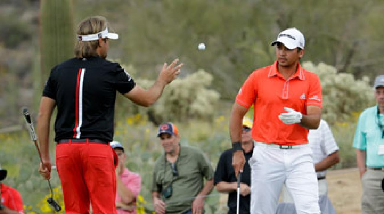Jason Day may have taken the title, but it was Victor Dubuisson's shotmaking in the extra holes that provided the excitement.