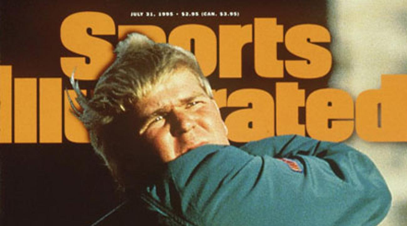 """<strong>John Daly wins the 1995 British Open</strong><br />                 July 31, 1995<br />                 • <!--  --><a target=""""_blank"""" class=""""article_link"""" href=""""http://vault.sportsillustrated.cnn.com/vault/cover/toc/9494/index.htm"""">Read the Articles</a><!-- / -->"""