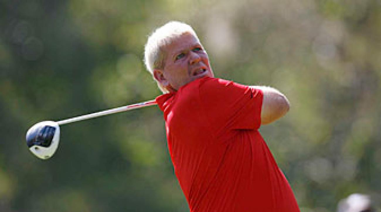 John Daly tied for 51st at the Transitions.