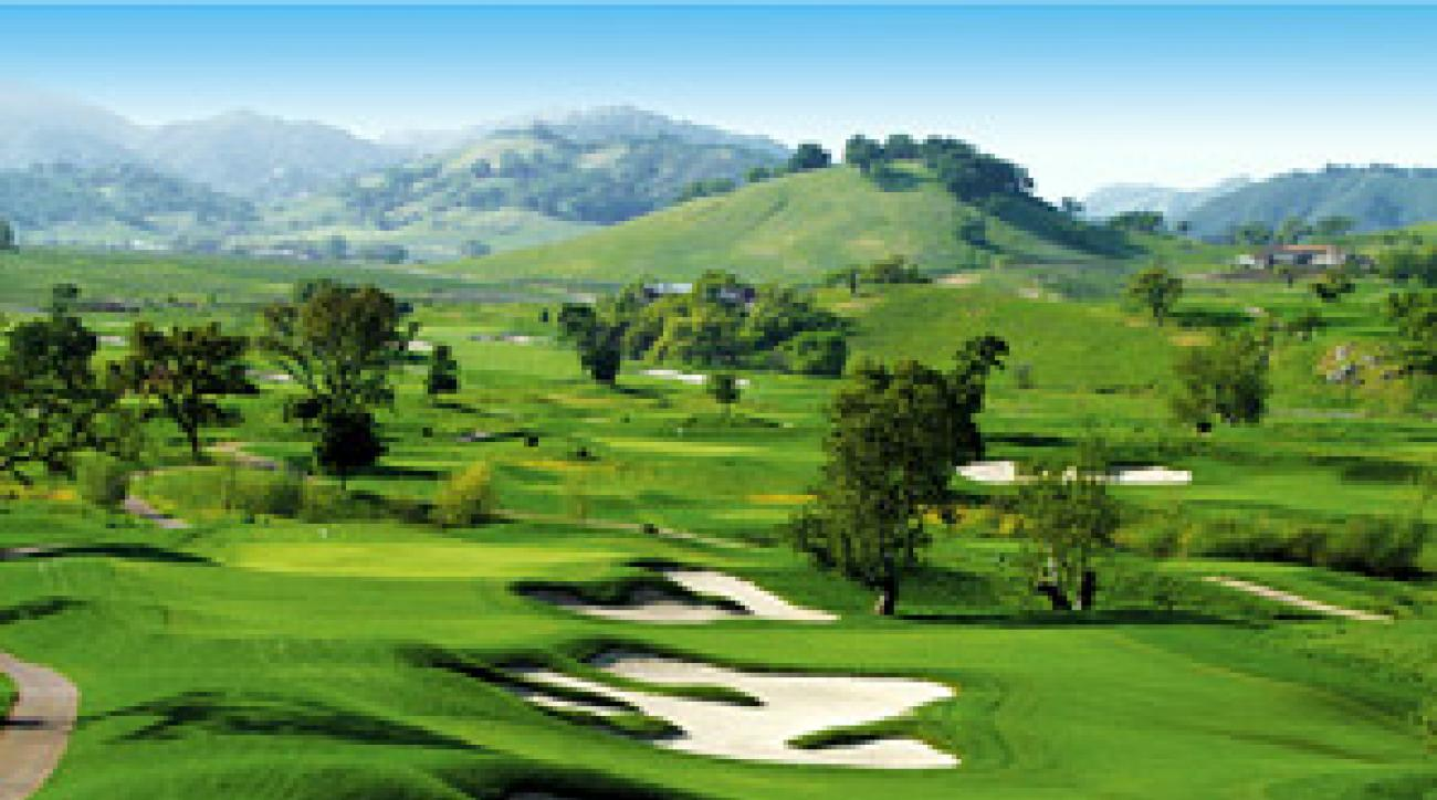 CordeValle, a northern California jewel with a four-diamond price tag.