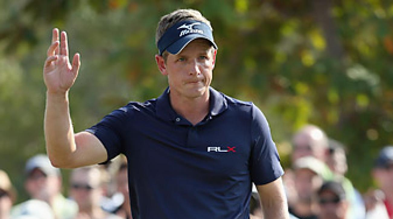 Van Sickle would award Luke Donald the title of Best Without a Major.