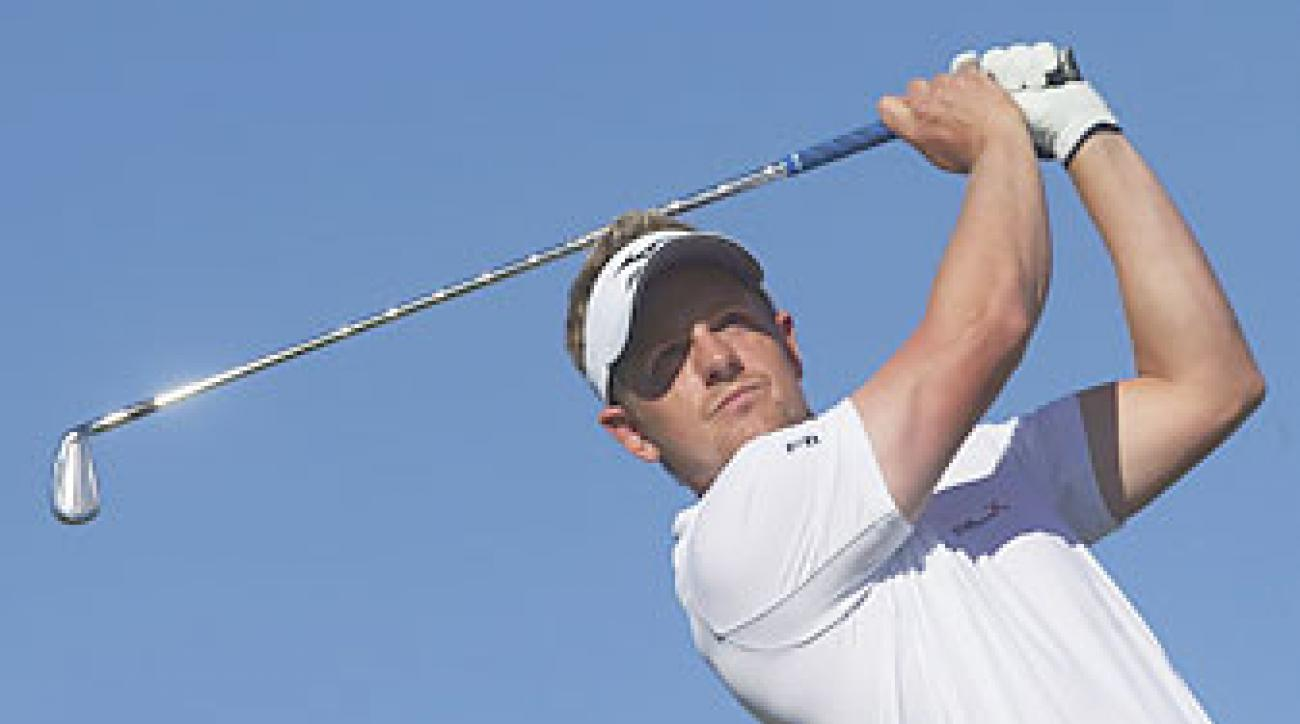 Luke Donald returns this week after a break due to the birth of his second child.