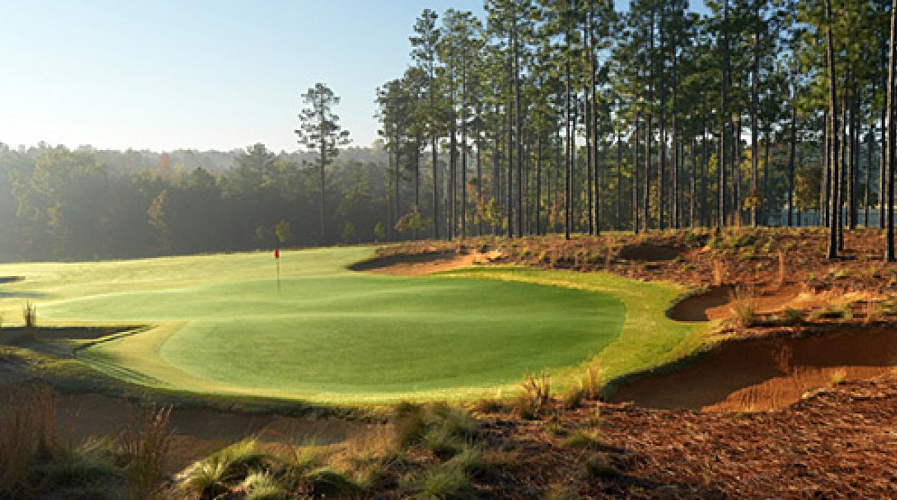 The Dormie Club, designed by Bill Coore and Ben Crenshaw, is now open to the public.