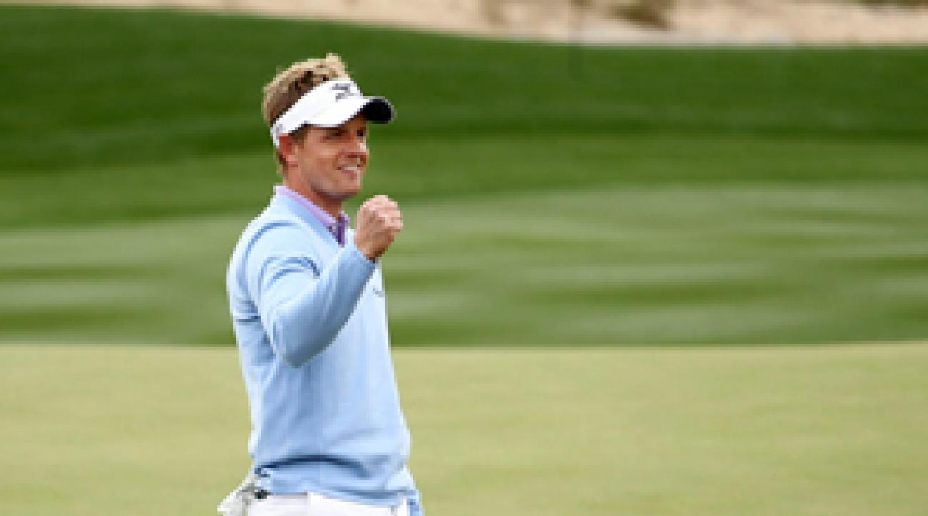 Luke Donald won his third-career PGA Tour title on Sunday.