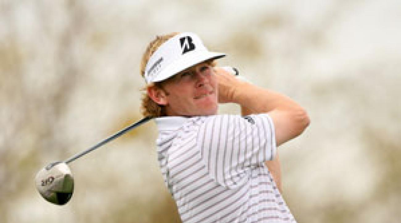 Brandt Snedeker made six birdies and one bogey on Saturday.