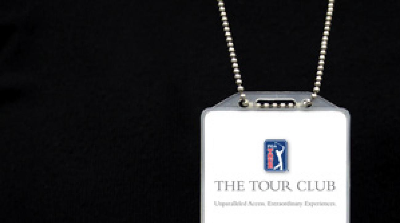 A Tour Club membership offers access to top golf courses, PGA Tour events and other inside-the-ropes experiences.