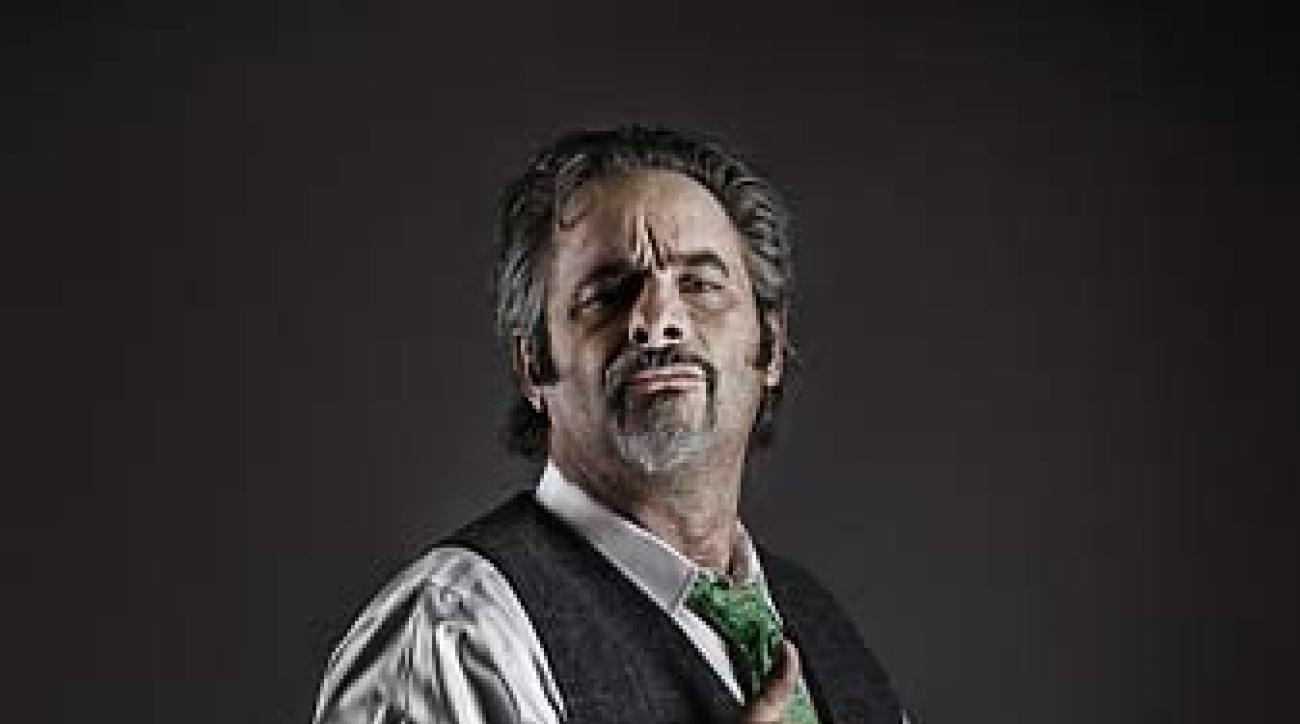 David Feherty played for Europe at the 1991 Ryder Cup but switched his loyalties after becoming an American citizen in 2010.