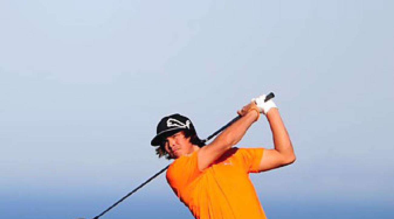 Rickie Fowler earned his Tour card through Q-school, which is not possible under the new qualifying system.