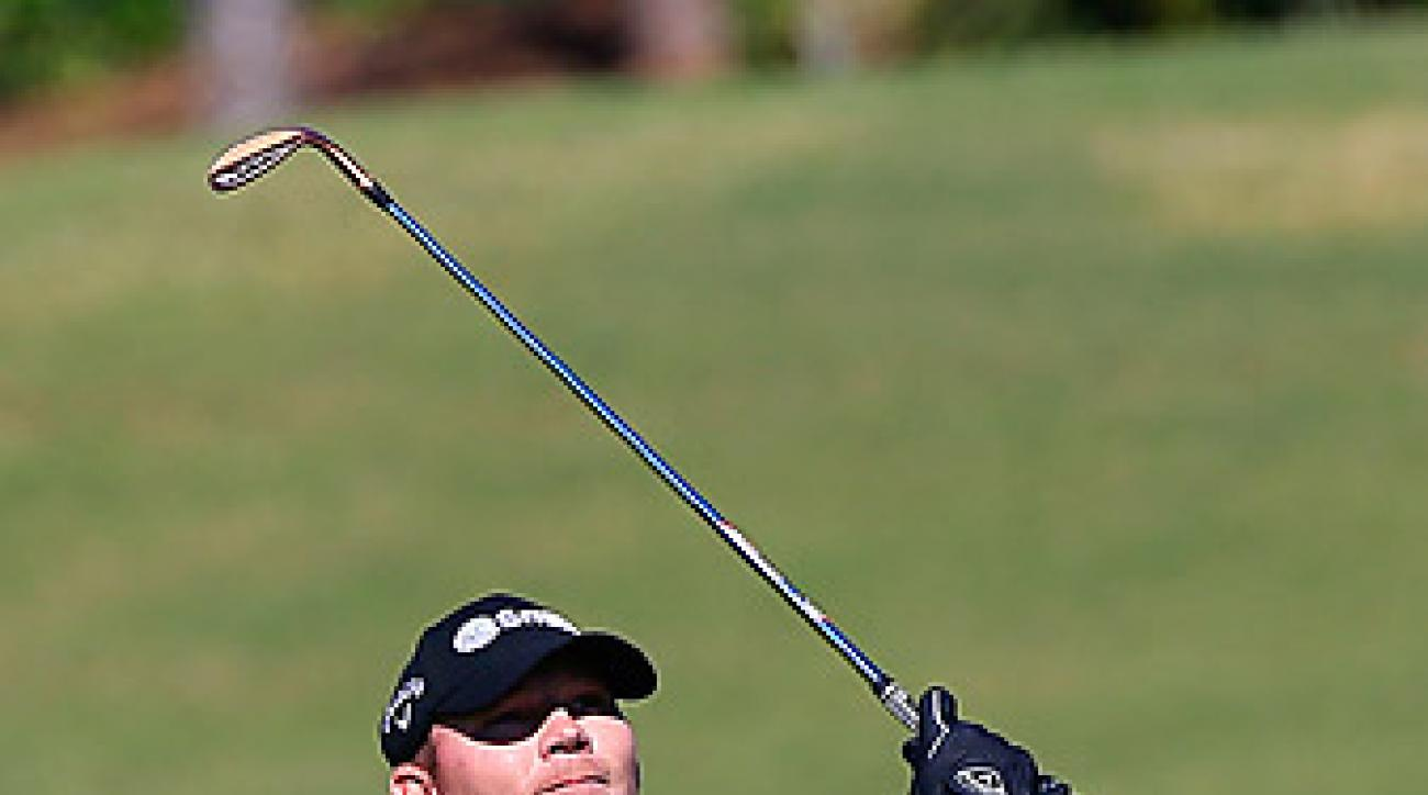 Tommy Gainey is one back after shooting an opening-round 65.