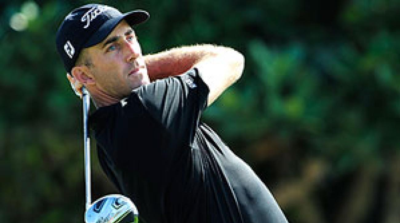 Geoff Ogilvy is the two-time defending champion at Kapalua.
