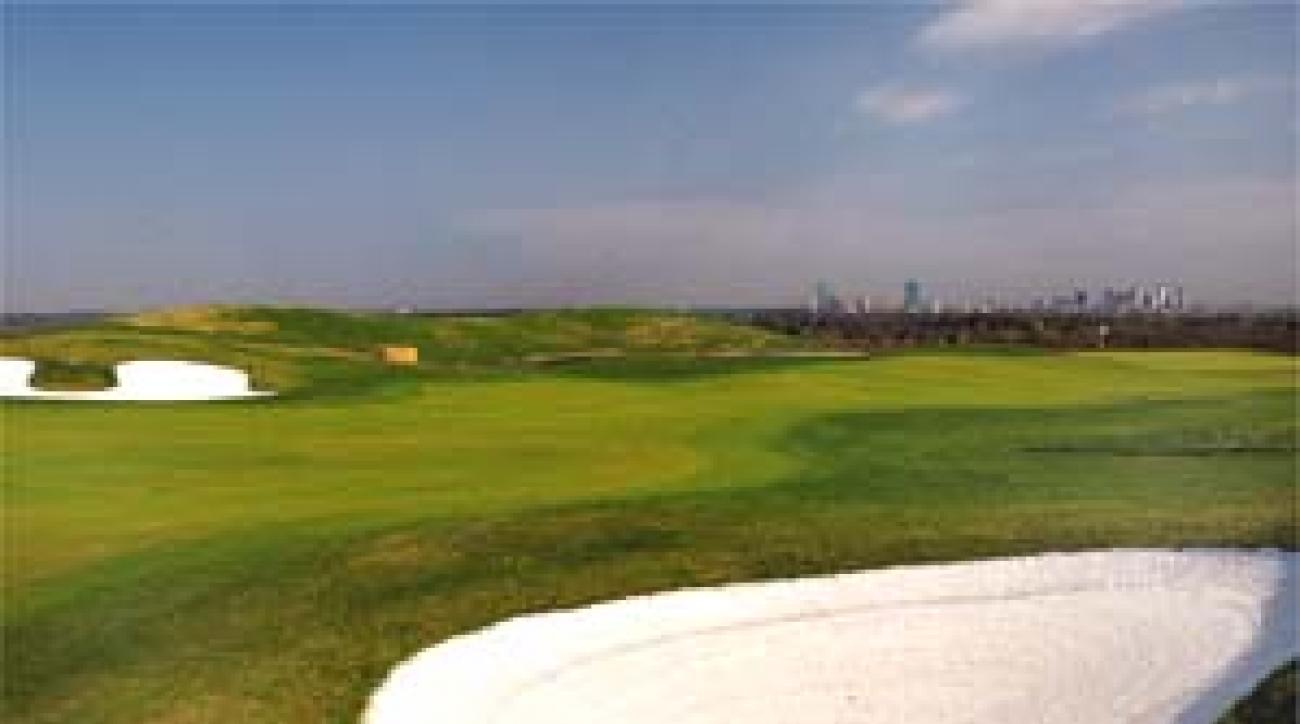 The 14th hole at Granite Links