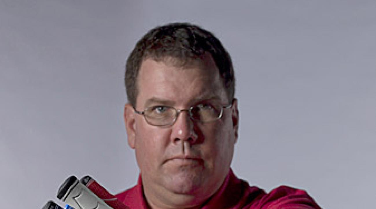 """Relying on standard grip-fitting procedures -- or even your personal preferences -- will inhibit your ability to hit your best shots."" - Top 100 Teacher Eric Alpenfels"