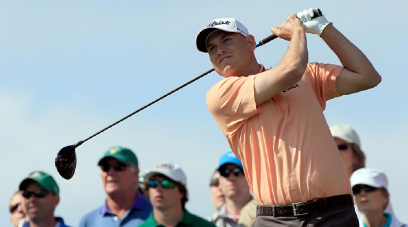 Bill Haas made four birdies and an eagle.