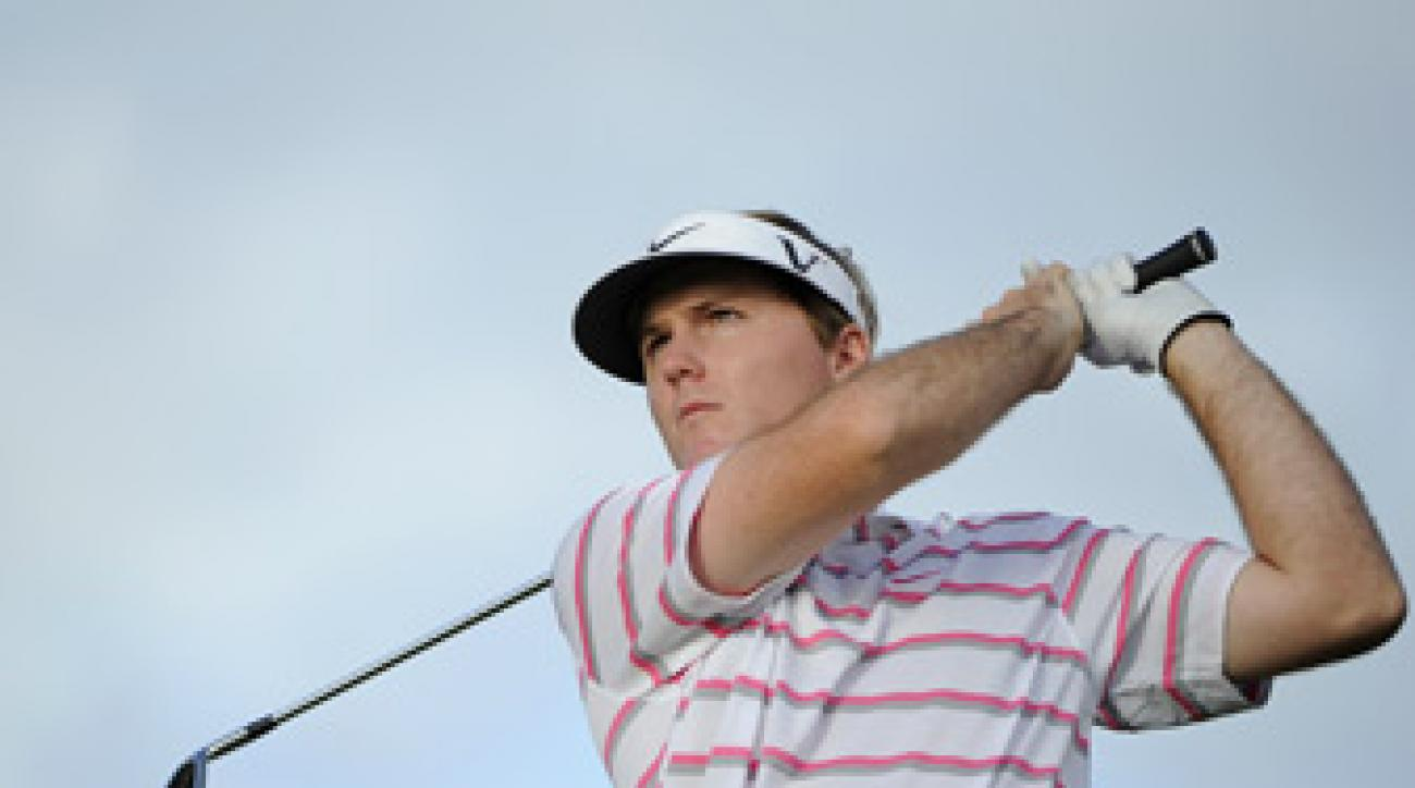 Russell Henley shot a bogey-free 63 on Friday.