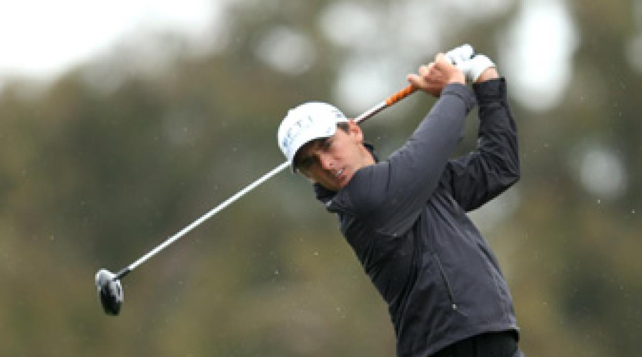 Charles Howell III made two birdies and two bogeys on Friday.
