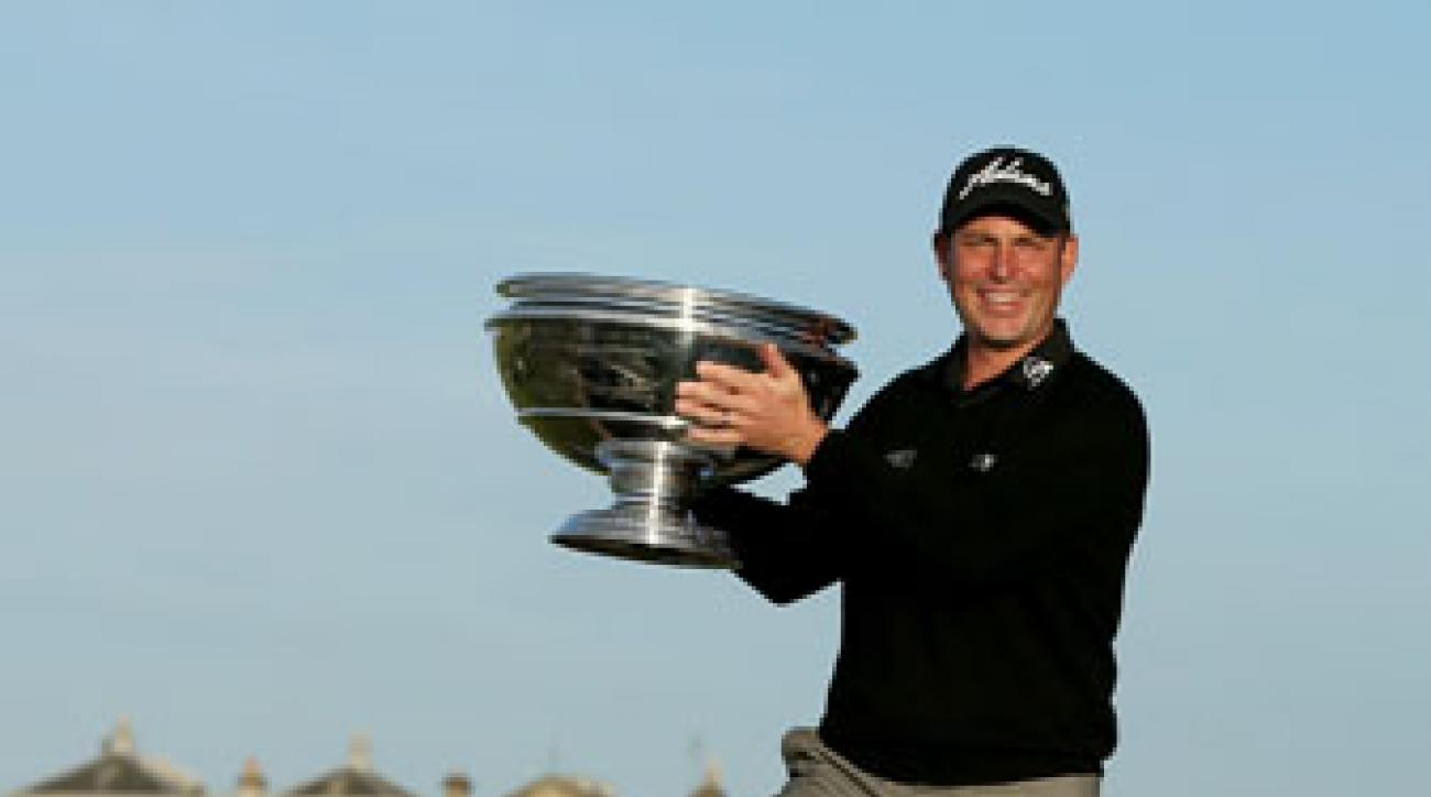 David Howell has played in over 200 tournaments since his last victory at the BMW Championship in 2006.