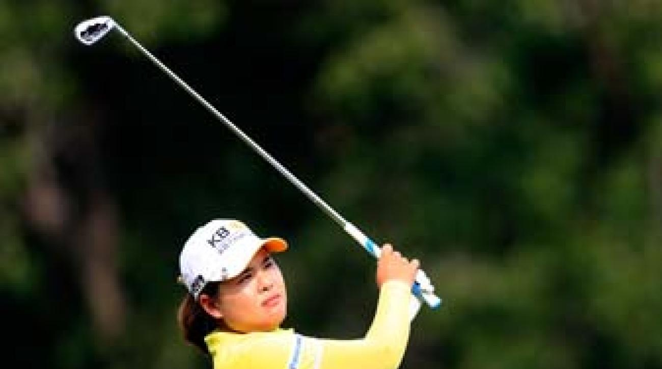 With her NW Arkansas victory on Sunday, Inbee Park has now won five times in 2013.