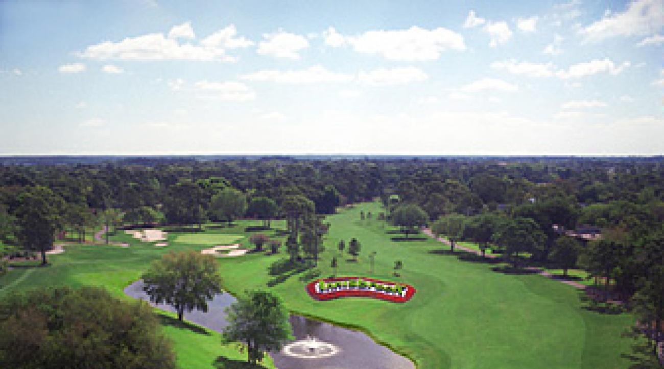 Innisbrook's Copperhead course hosts the PGA Tour's best every March.