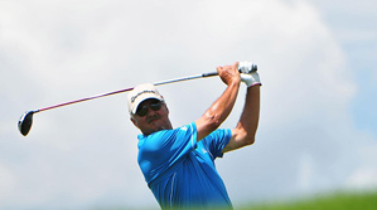 Gary McCord has two wins on the Champions Tour.