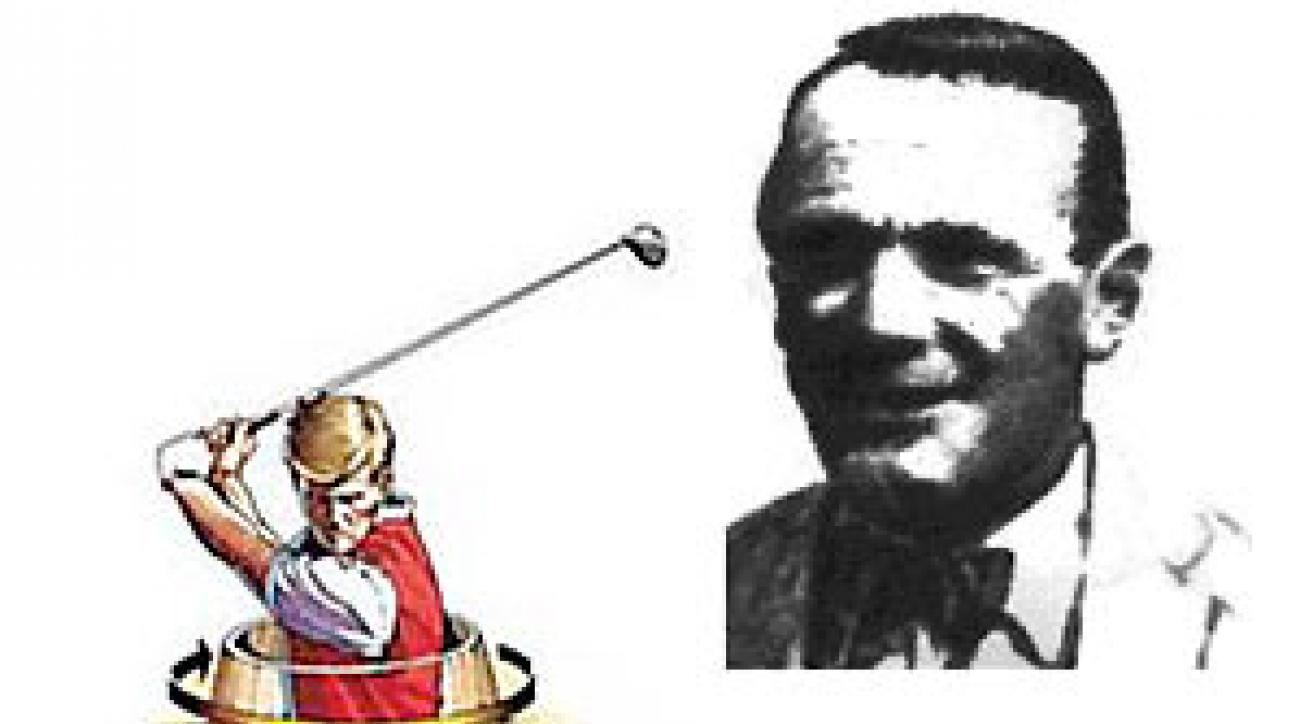 Percy Boomer: Turn in a Barrel