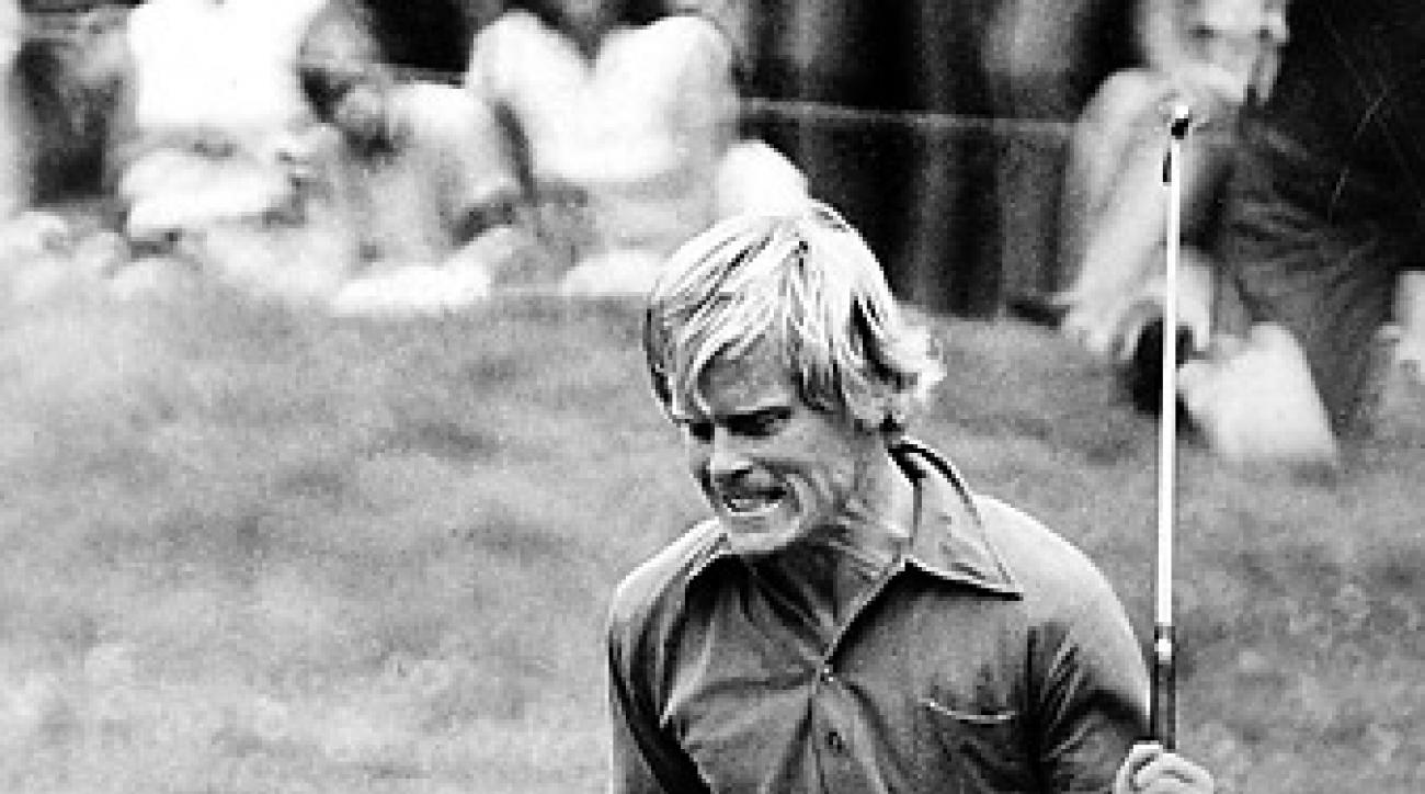 Johnny Miller (pictured here winning the '73 Open at Oakmont) grew up playing at the Olympic Club.