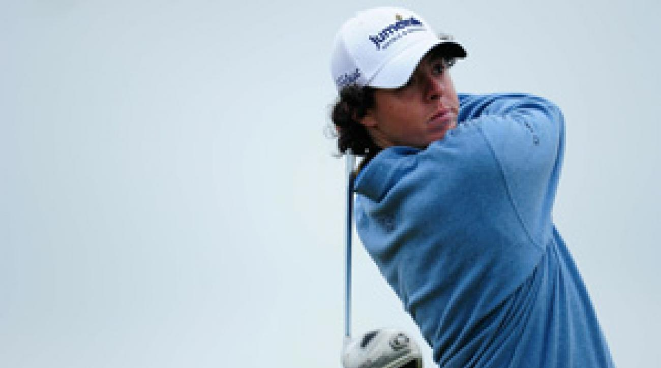 Rory McIlroy is one of many Europeans primed to win at St. Andrews.
