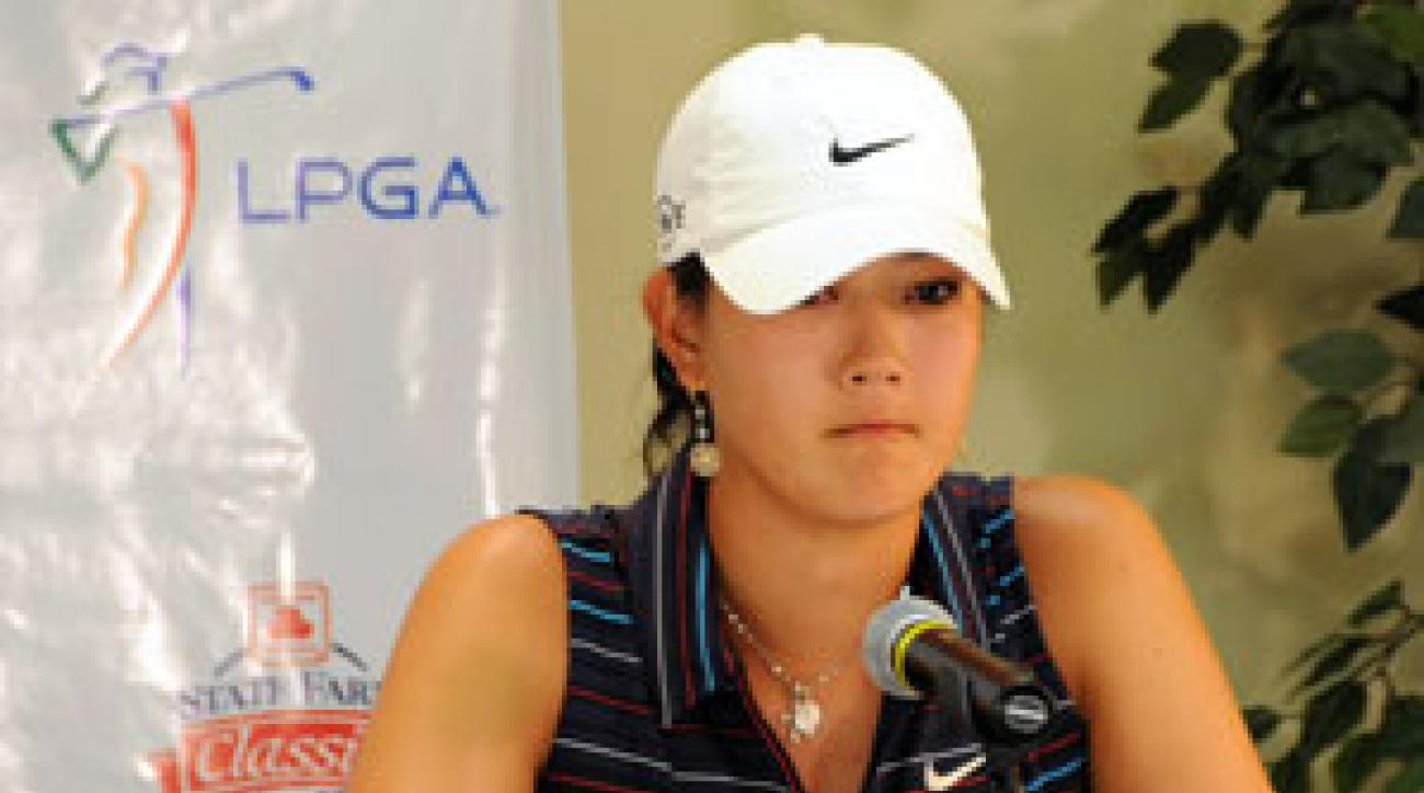 Michelle Wie is scheduled to play in the LPGA Qualifying School sectional event in Palm Springs, Calif., next week.