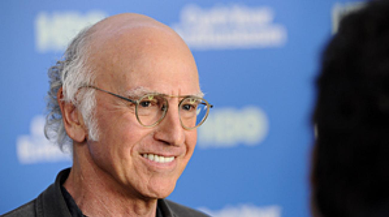 Larry David stars in the new season of <em>Curb Your Enthusiasm</em>.