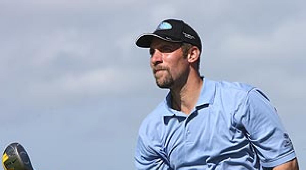 Smoltz wants to play professional golf.