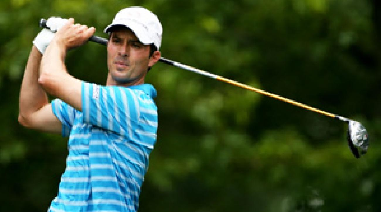Mike Weir had a torn tendon repaired in his elbow.
