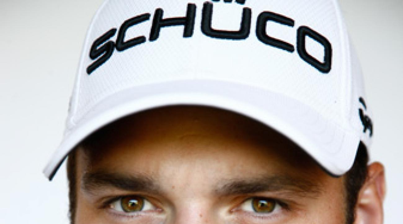 Martin Kaymer is playing the PGA Tour full time in 2013.