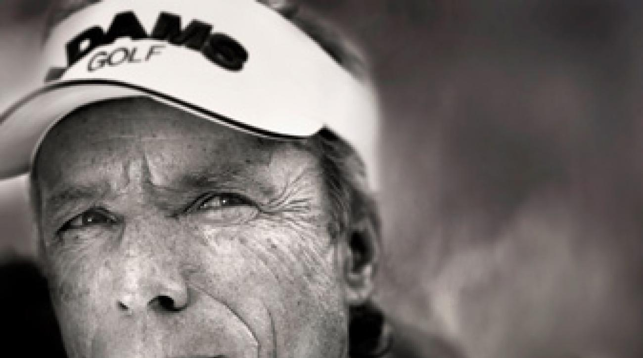 Langer has topped the Champions Tour money list in four of the last five seasons.