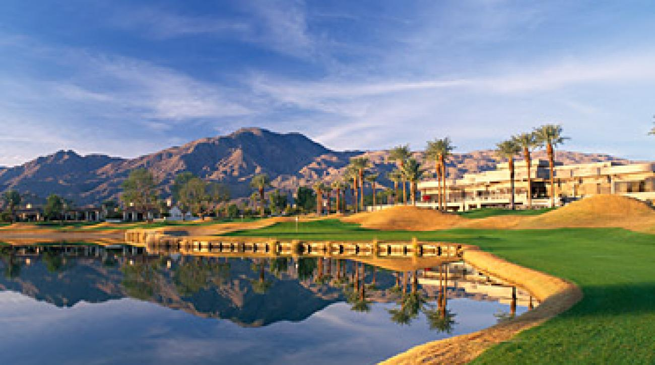 The Nicklaus Tournament course at PGA West