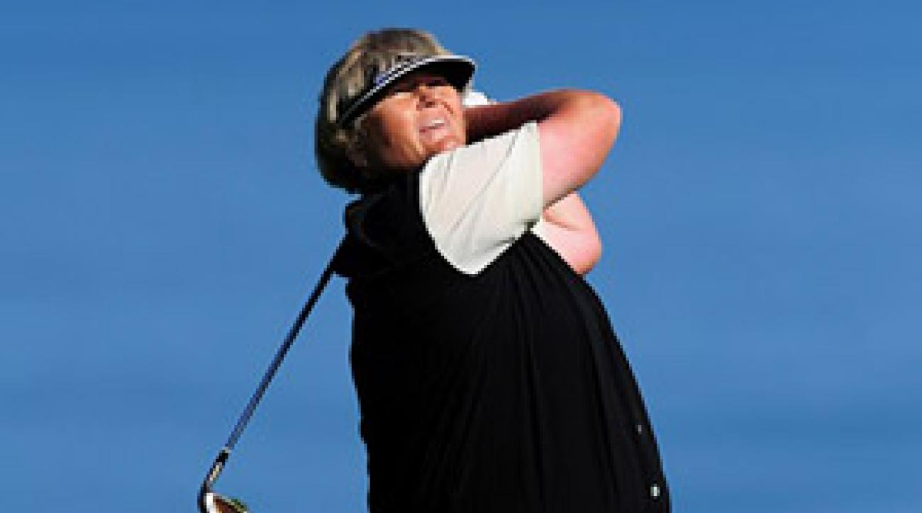 Laura Davies will play on the European side in the Solheim Cup.