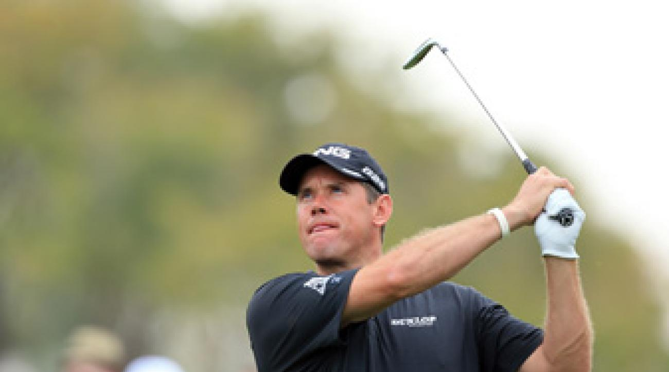 Lee Westwood recently moved to Florida and took up membership again on the PGA Tour.