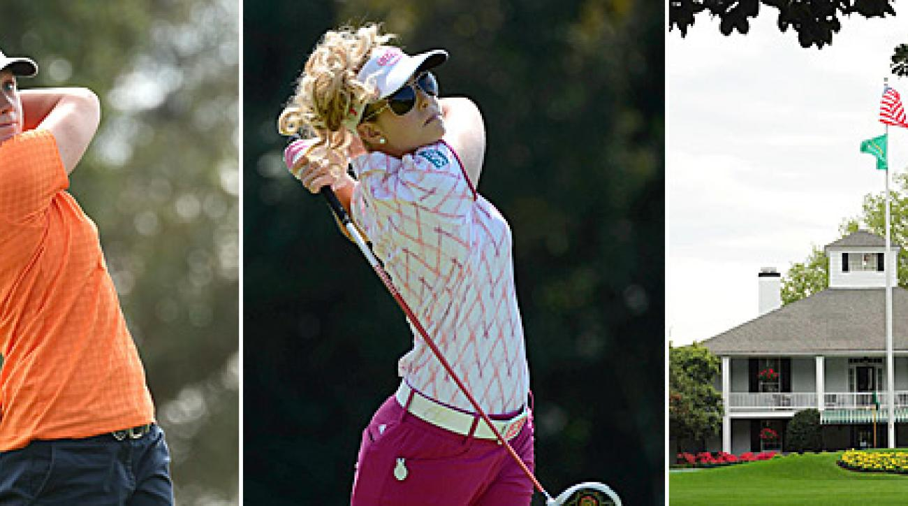 Could LPGA stars like Stacy Lewis and Paula Creamer one day compete in a women's event at Augusta National?