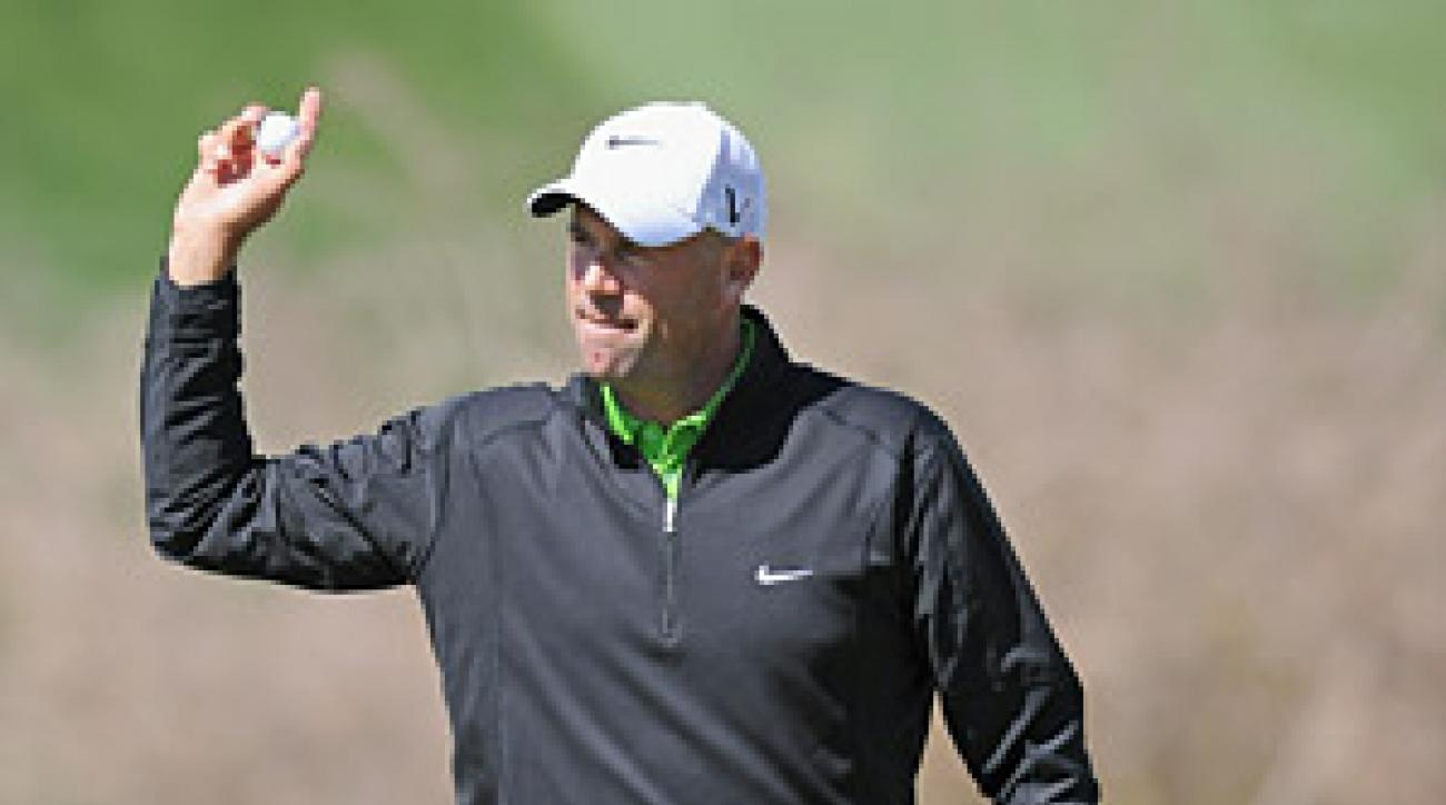 Cink has one major championship victory in his career, the 2009 British Open at Turnberry.