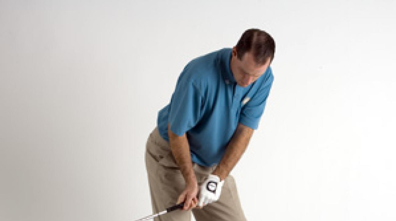 how to stop slicing my irons