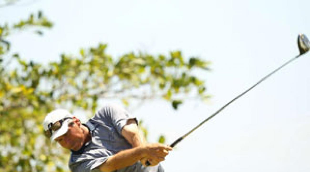 Fred Couples has won three titles this season on the Champions Tour.